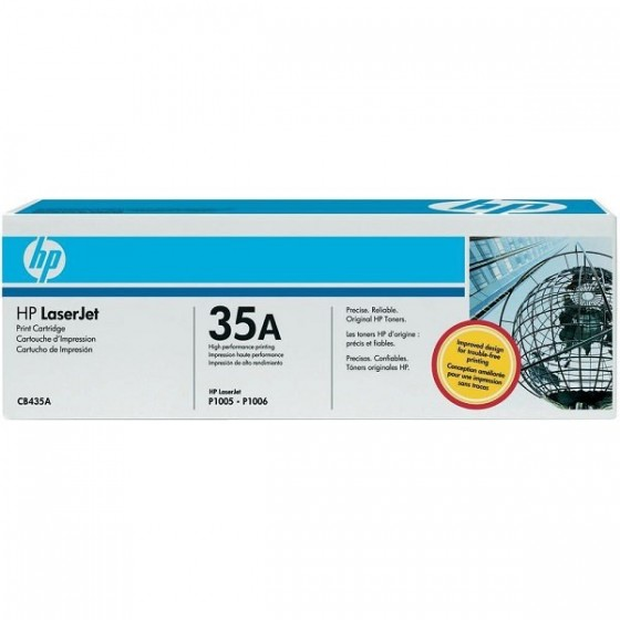 HP toner CB435A (35A) Black