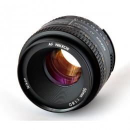 Nikkor objektiv 50mm f/1.8D