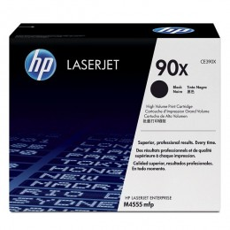 HP toner CE390X (90X) Black