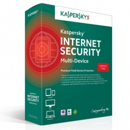 Kaspersky Internet Security - Multi-Device, 5dvc 1god