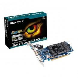 GIGABYTE VGA GT210 1GB DDR3, GV-N210D3-1GI, nVidia