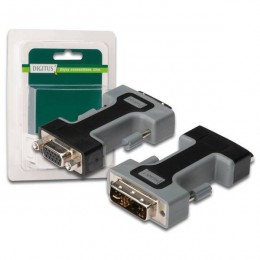 Digitus adapter DVI-VGA (M-Ž, DVI 24+5)