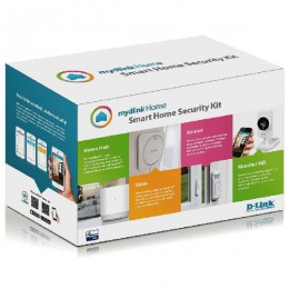 D-Link DCH-107KT MyHome Security Kit