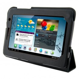 4World torba s postoljem za Galaxy Tab 2, 7 4-fold Slim