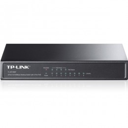 Tp-Link 8 portni PoE Switch, TL-SF1008P