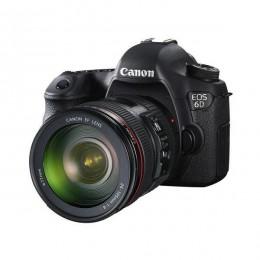 Canon EOS 6D + EF 24-105 L IS USM - GPS/WIFI