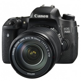 Canon EOS 760D + EF18-135IS