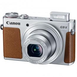 Canon Powershot G9X Srebreni