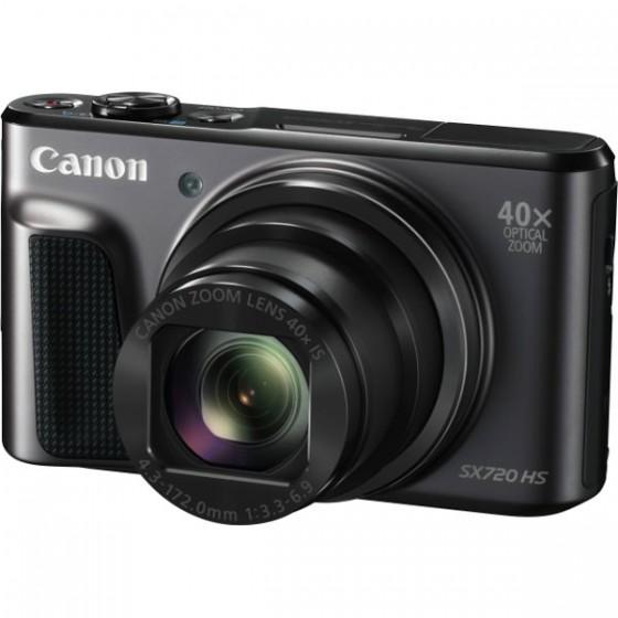 Canon Powershot SX720HS Crni