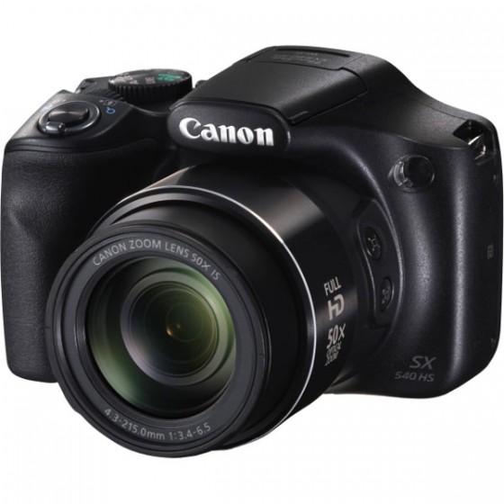 Canon POWERSHOT SX540HS Crni