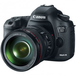 Canon EOS 5D Mark III + EF 24-105MM IS USM