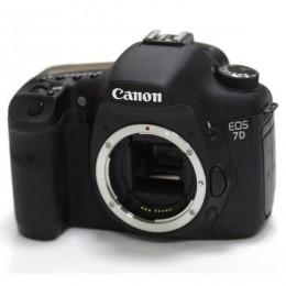 Canon fotoaparat EOS7D II BODY + W-E1 (AC9128B128AA)