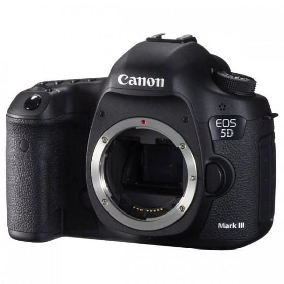 CANON Fotoaparat EOS 5DIII (5260B004AA)