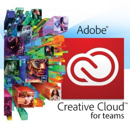 Adobe Creativ Cloud for teams (All Apps) najam 12 mjeseci