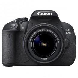 Canon EOS-700D + EF1855DCIII
