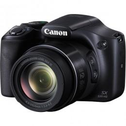 Canon PowerShot SX530 HS Crni