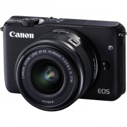 Canon fotoaparat EOSM10BKKIT (0584C012AA)