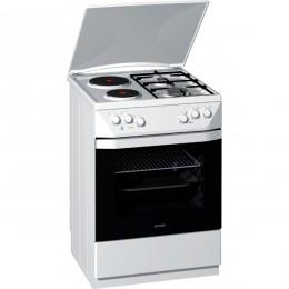 Gorenje kombinovani štednjak K 63102 BW