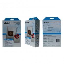 Vrećice za usisivač sint. (4kom/pak) + filter DB-2330MF