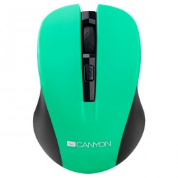 Canyon miš CNE-CMSW1GR wireless zeleni
