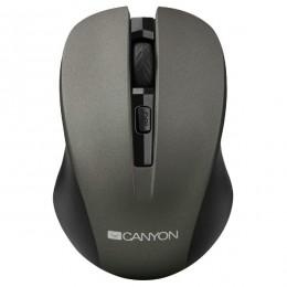 Canyon miš CNE-CMSW1G wireless sivi