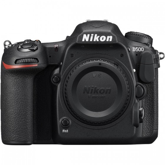 Nikon D500 tijelo