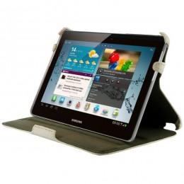 4World zaštitna futrola/postolje za Galaxy Tab, vodootporna,7'', bijela