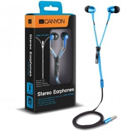 Canyon slušalice CNS-TEP1BL plave