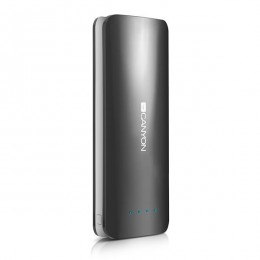 Canyon power bank CNE-CPB156DG 15600 mAh tamno sivi