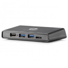 HP 3001pr USB 3.0 Port Replicator (F3S42AA)
