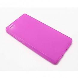 City Mobil silikonska maska za P8 lite roza