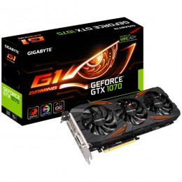 Gigabyte nVidia GeForce GTX 1070 Gaming 8GB DDR5