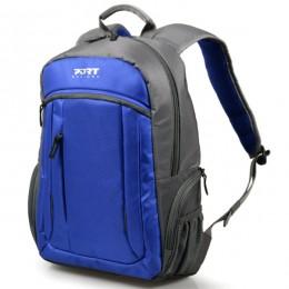PORT ruksak Valmorel 15,6 Plavi