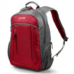 PORT ruksak Valmorel BP 15,6 Crveni
