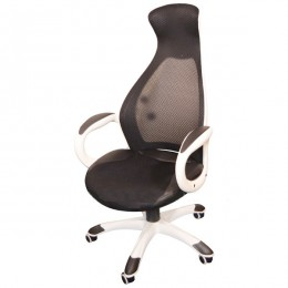 AH Seating Office stolica Executive DS-019 crna/bijela