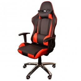 Gaming stolica e-Sport DS-058 crna/crvena