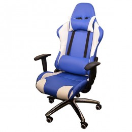 AH Seating Gaming stolica e-Sport DS-059 plava/bijela