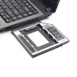 Gembird adapter za ugradnju SSD u notebook 12mm, MF-95-02