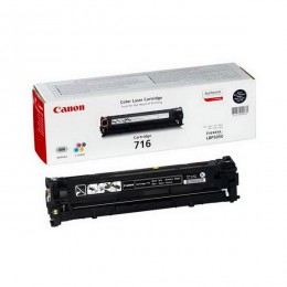 Canon toner CRG-716Bk Black