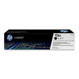 HP toner CE310A (126A) Black