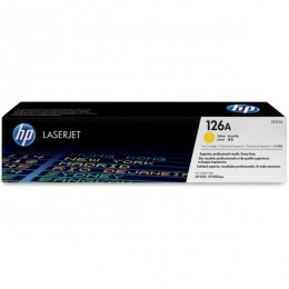 HP toner CE312A (126A) Yellow