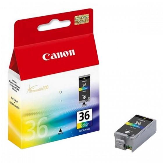 CANON Tinta CLI-36 Color
