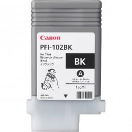 Canon tinta PFI-102BK Black