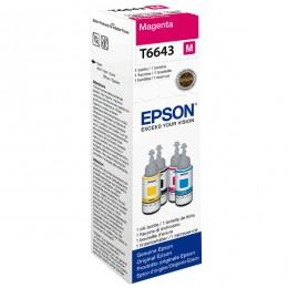 Epson Tinta T6643 Magenta