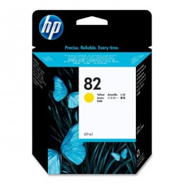 HP tinta C4913A (No.82) Yellow
