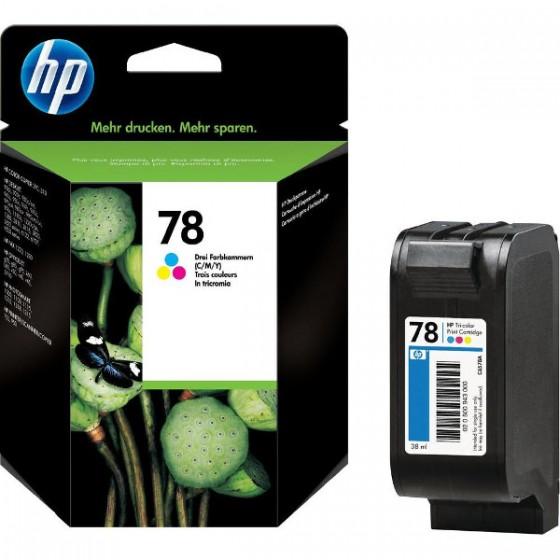 HP Tinta C6578AE (No.78) Color