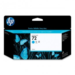 HP tinta C9371A (No.72) Cyan
