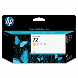 HP tinta C9373A (No.72) Yellow
