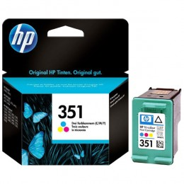 HP Tinta CB337EE (No.351) Color