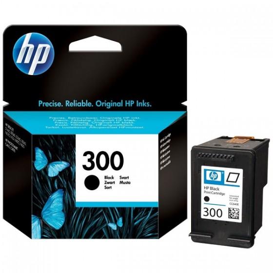 HP Tinta CC640EE (No.300) Black